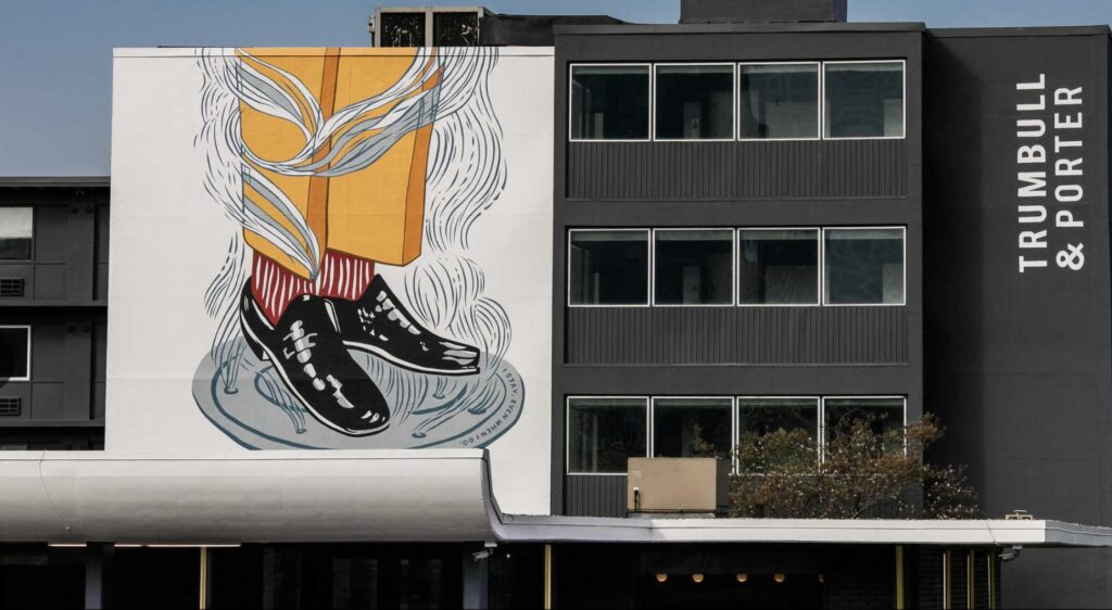 Art City – Detroit's Trumbull and Porter Murals
